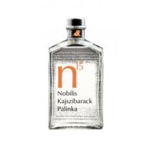 Nobilis Kajszibarack 40% 0.5l