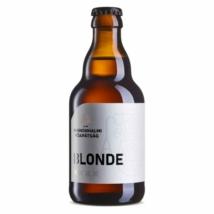 Pannonhalmi Blonde szűretlen világos 5% 0.33l