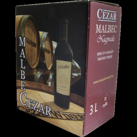 Cezar Malbec 2017 3L