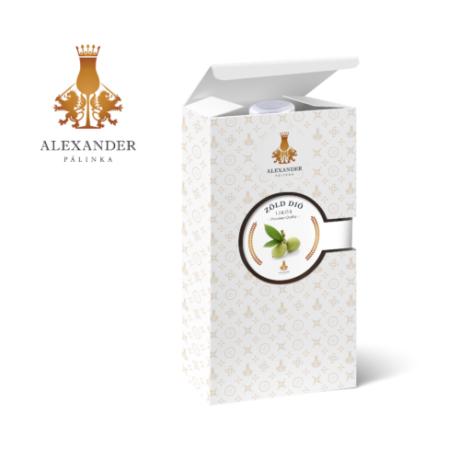 Alexander Zölddió likőr 30% 0.35l