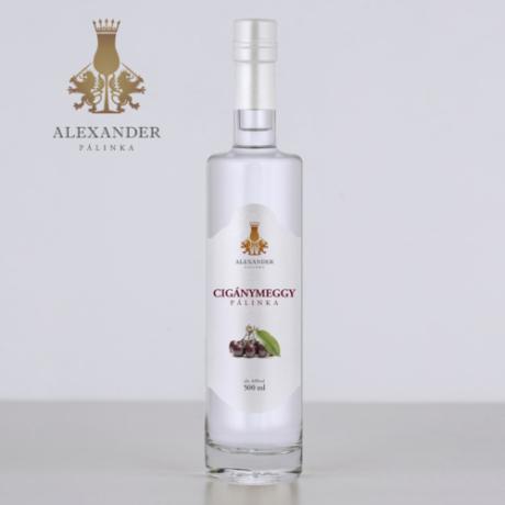 Alexander Cigánymeggy pálinka 44% 0.5l