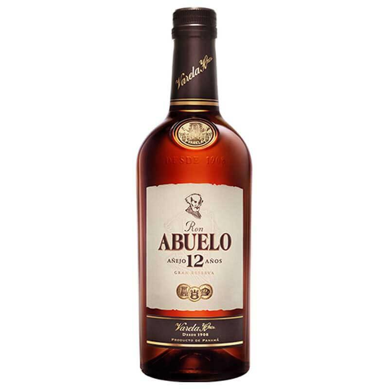 Abuelo 12 éves rum