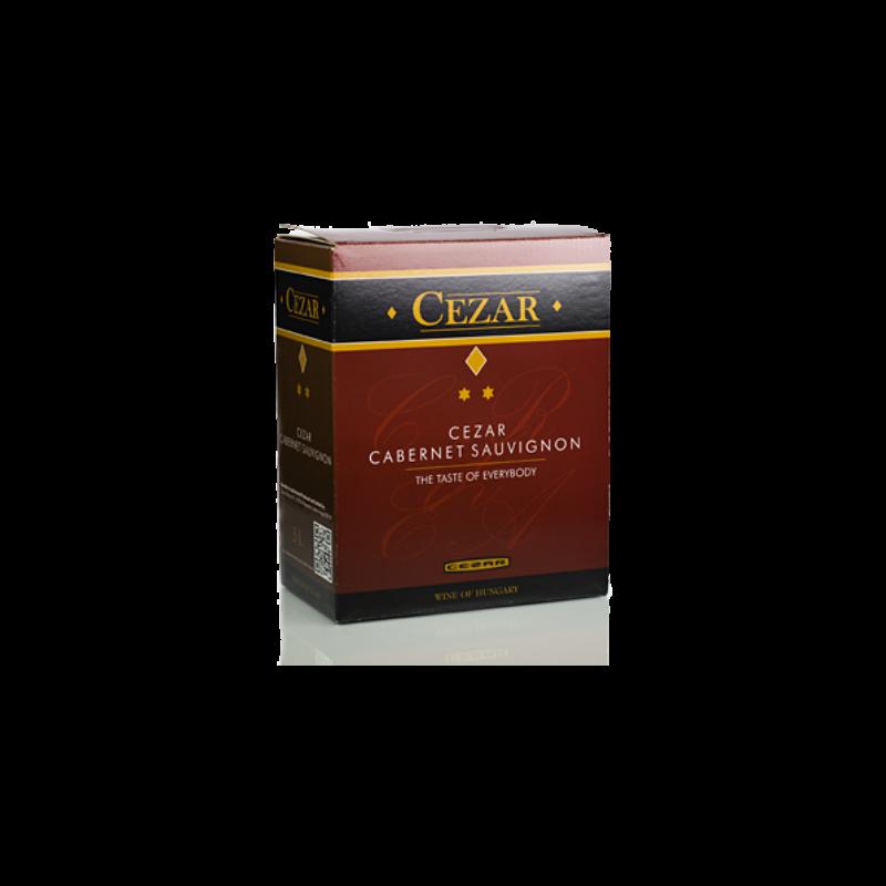Cezar Cabernet Sauvignon 2018 3L
