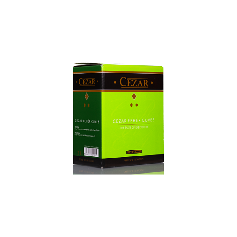 Cezar Fehér Cuvée 2019 3L