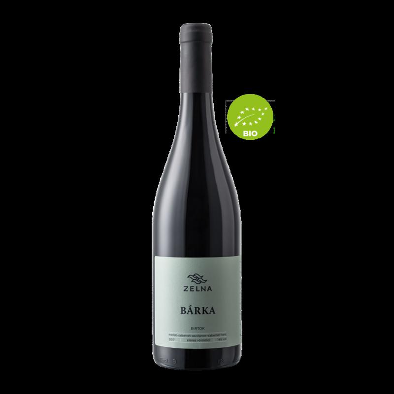 """Zelna """"Bárka"""" Vörös Cuvée BIO 2018 0.75l"""