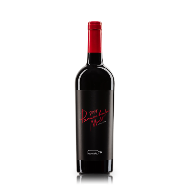 Hangyál Merlot Selection 2017 0.75l