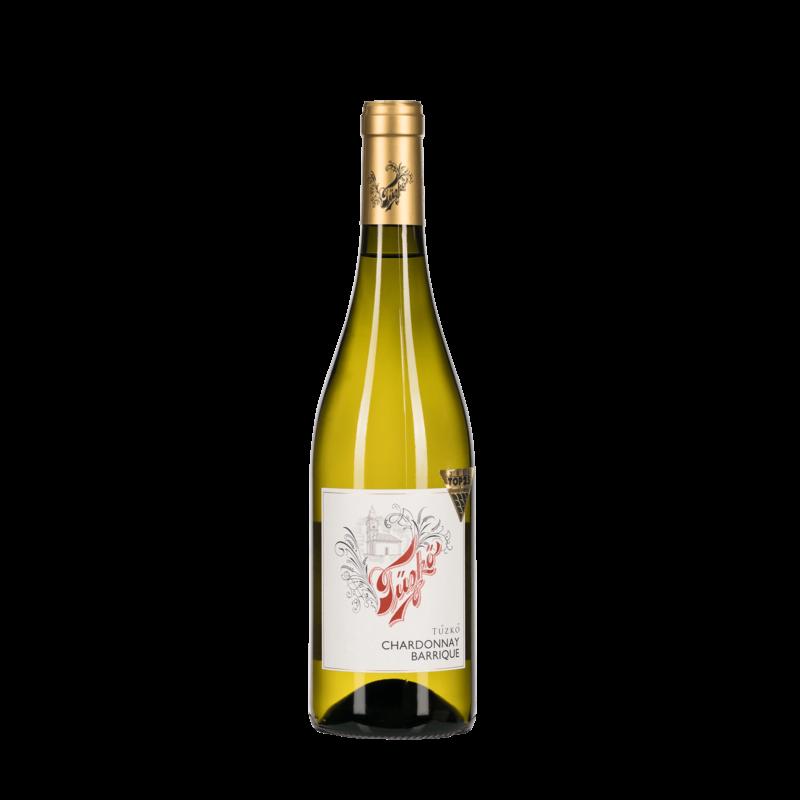 Tűzkő Chardonnay Barrique 2016 0.75l