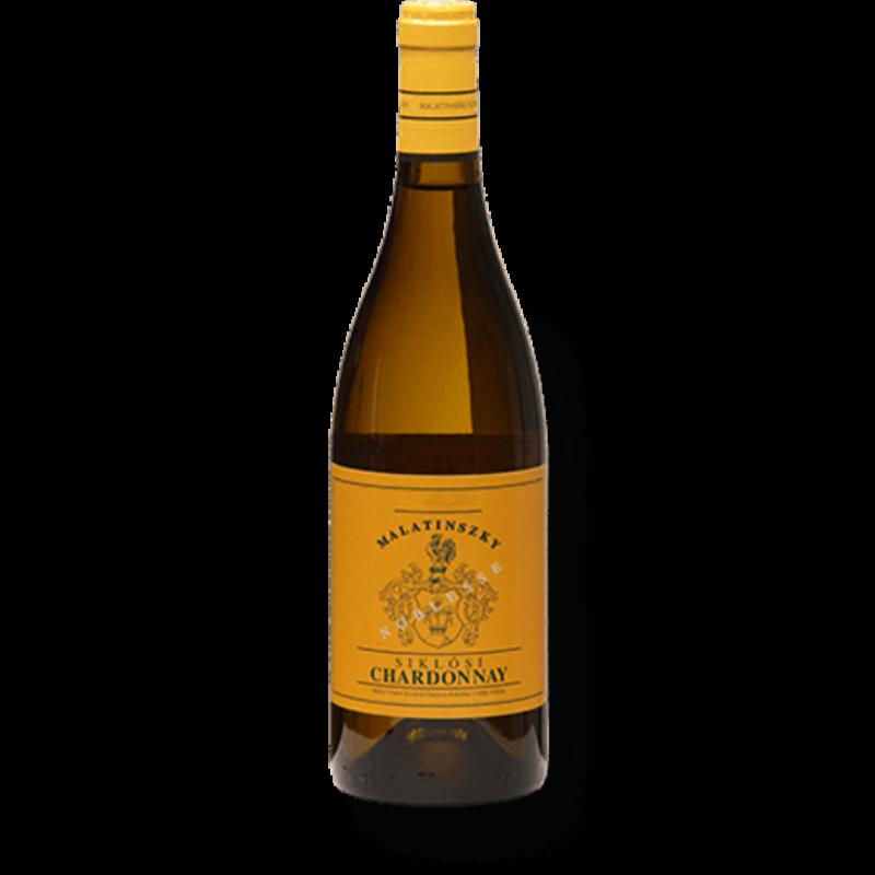 Malatinszky Noblesse Chardonnay 2018 0.75l