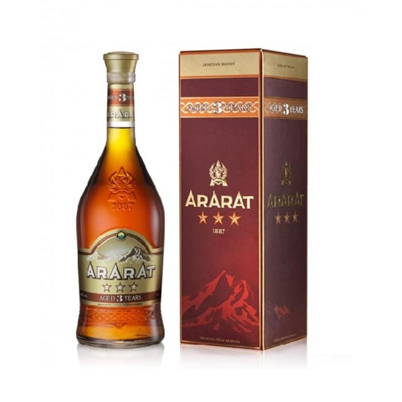 Ararat 3 Stars 3 years 0.7l 40%