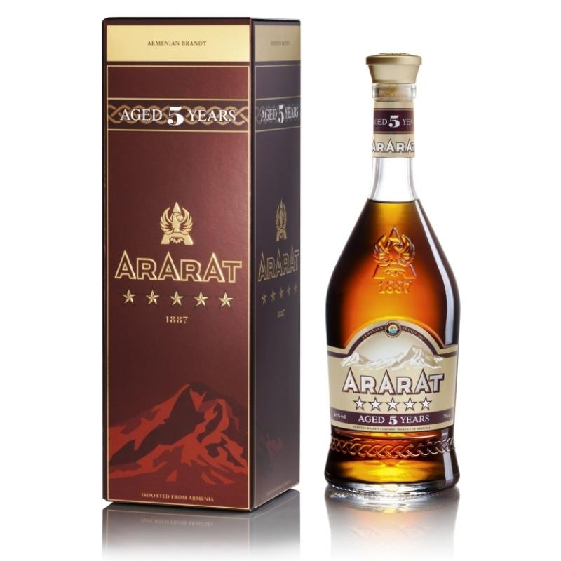 Ararat 5 éves 0.7l 40%