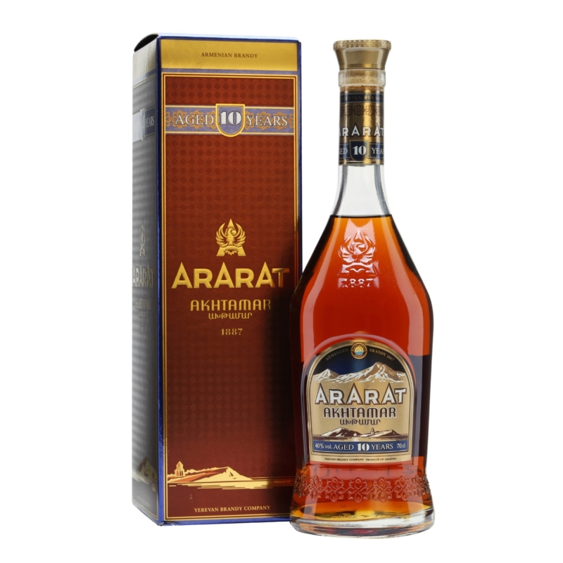Ararat Akhtamar 10 éves 0.7l 40%