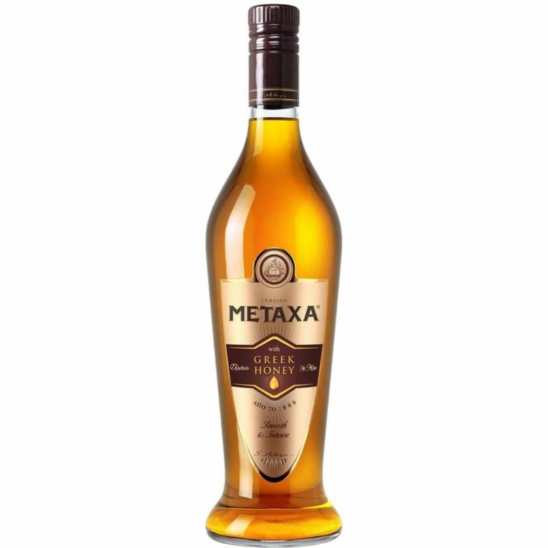 Metaxa Greek Honey 33% 0.7l