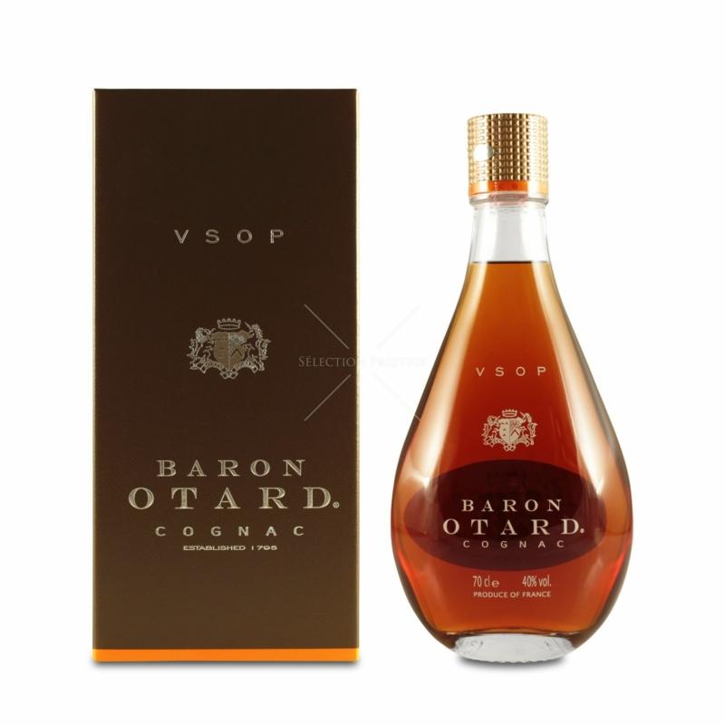 Otard VSOP Baron 40% 0.7l