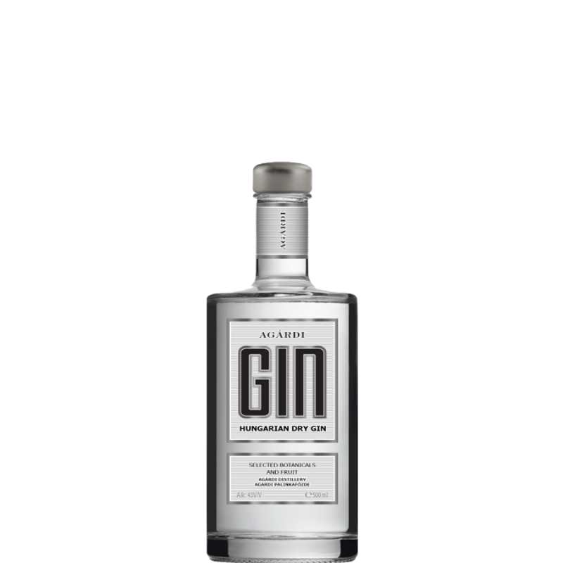 Agárdi Gin 0.5l 43%
