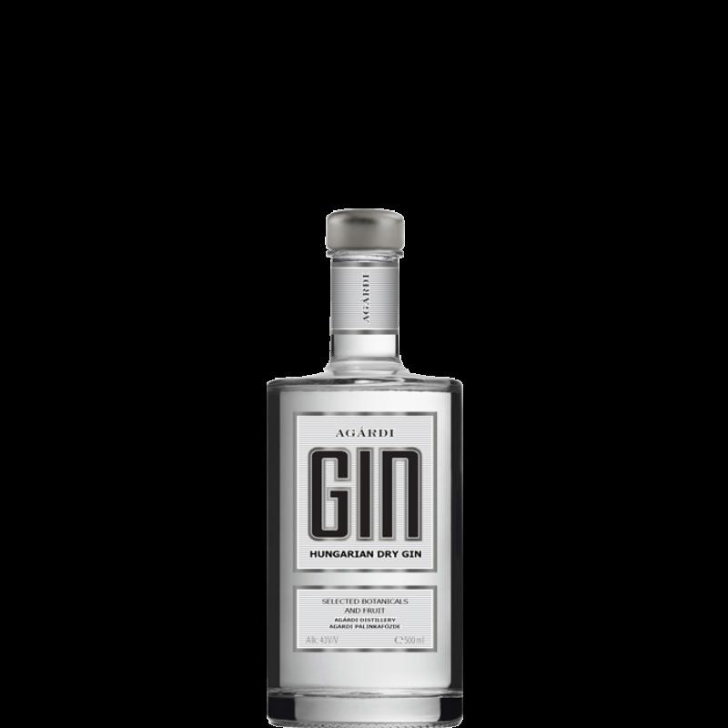 Agárdi gin 43% 0.5l