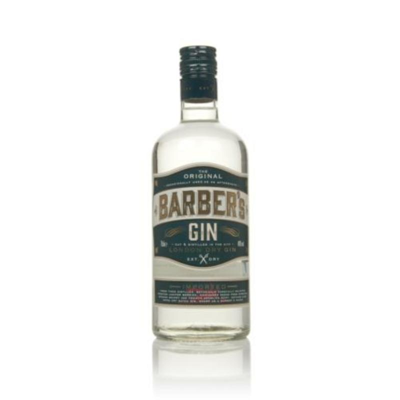 Barbers gin 40% 0.7l