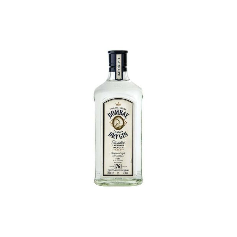 Bombay Original Dry gin 37.5% 0.7l
