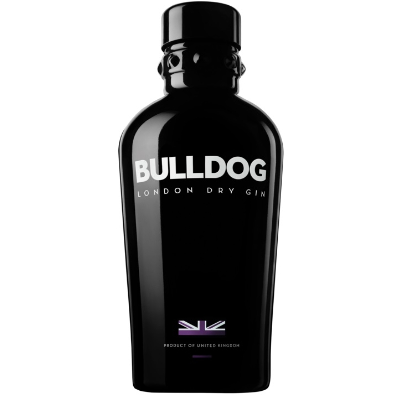 Bulldog London Dry gin 40% 0.7l