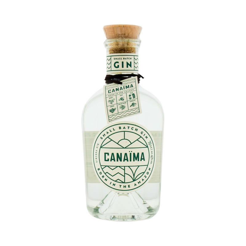 Canaima gin 47% 0.7l