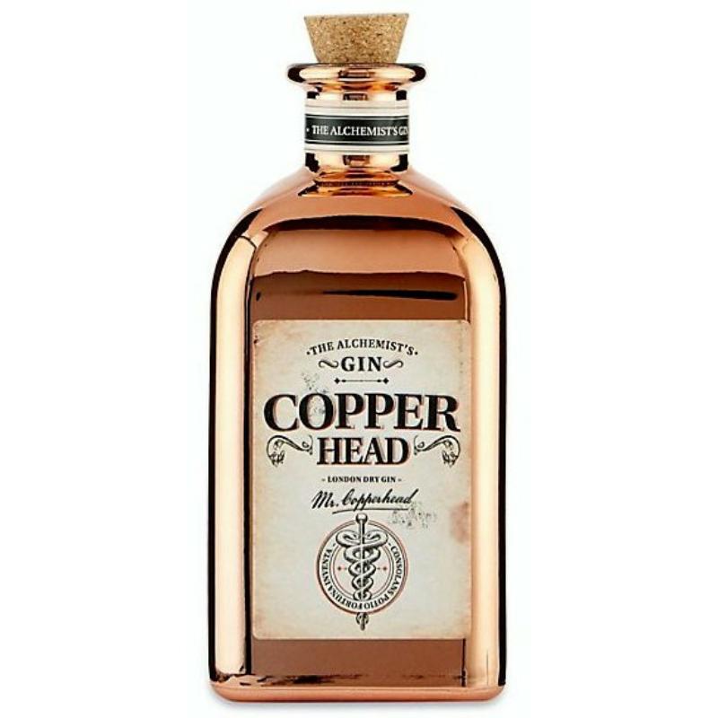 Copperhead gin 40% 0.5l