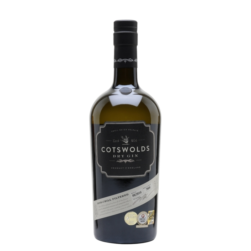 Cotswolds Dry gin 46% 0.7l