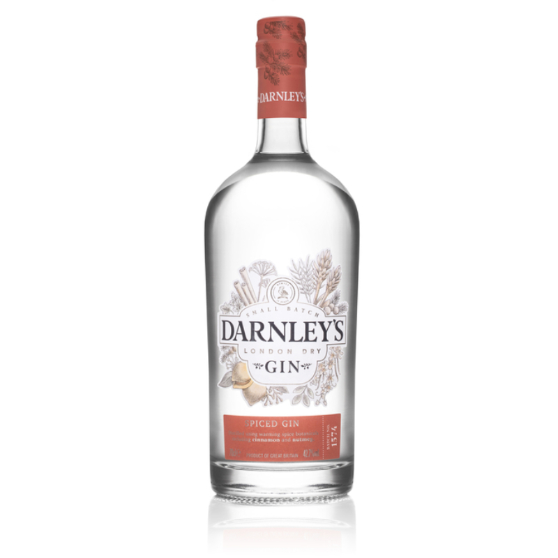 Darnleys View Spiced gin 42.7% 0.7l