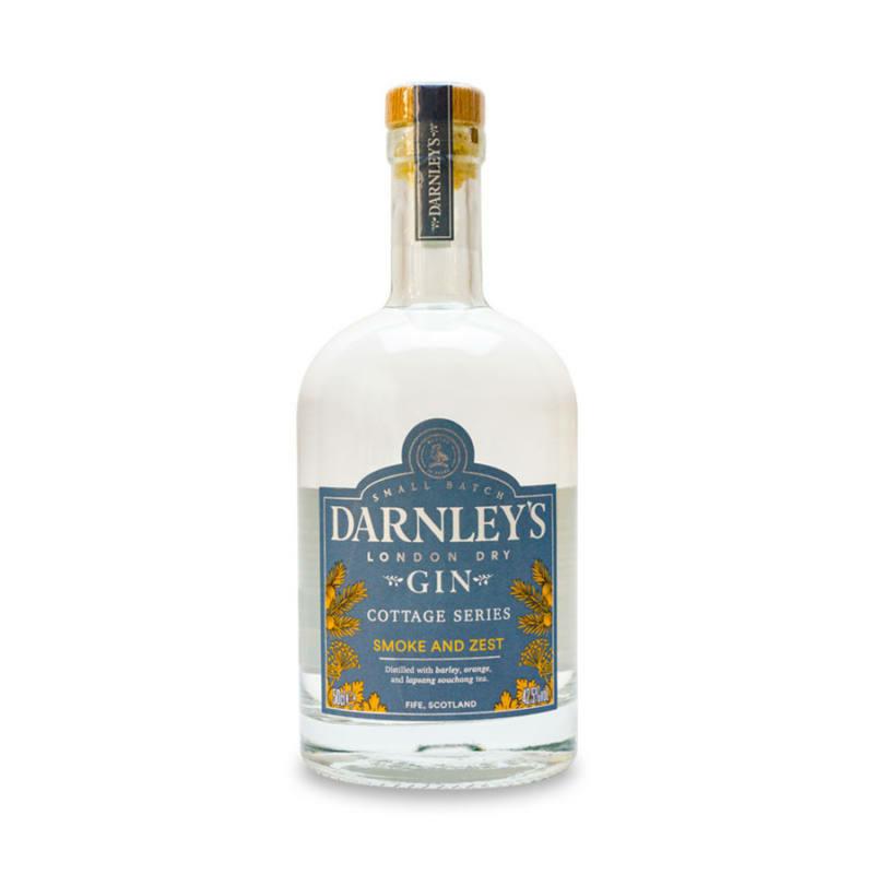 Darnleys Smoke and Zest gin 42.5% 0.5l
