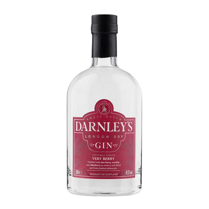 Darnleys Very Berry gin 41.5% 0.5l
