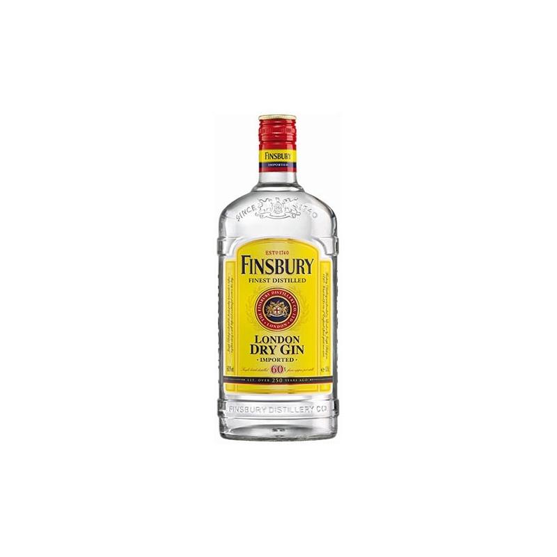 Finsbury London Dry gin 37.5% 0.7l