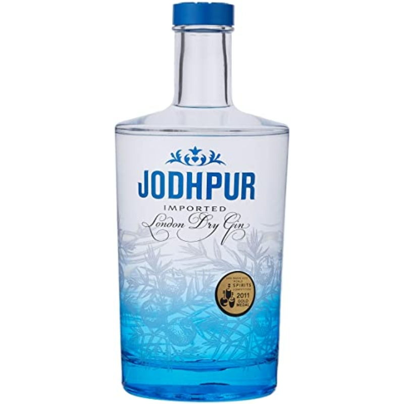 Jodhpur London Dry Gin 0.7l 43%
