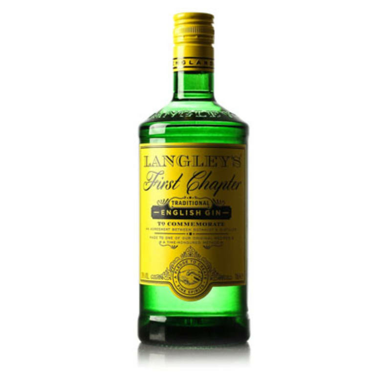 Langleys First Chapter gin 38% 0.7l