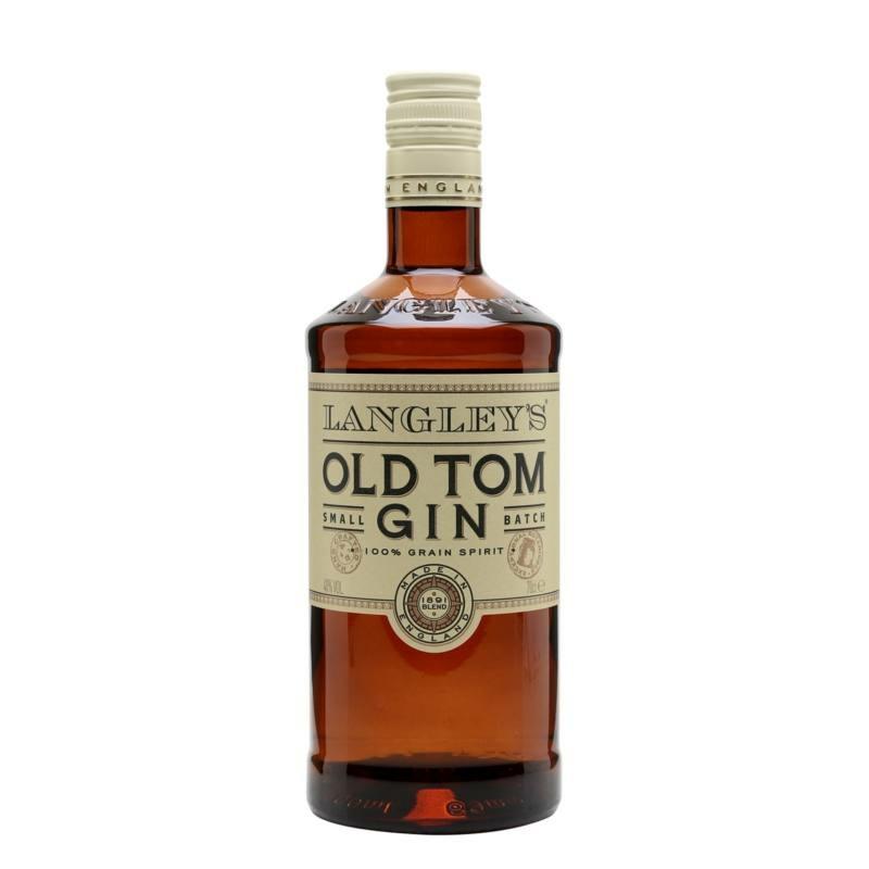Langleys Old Tom gin 47% 0.7l
