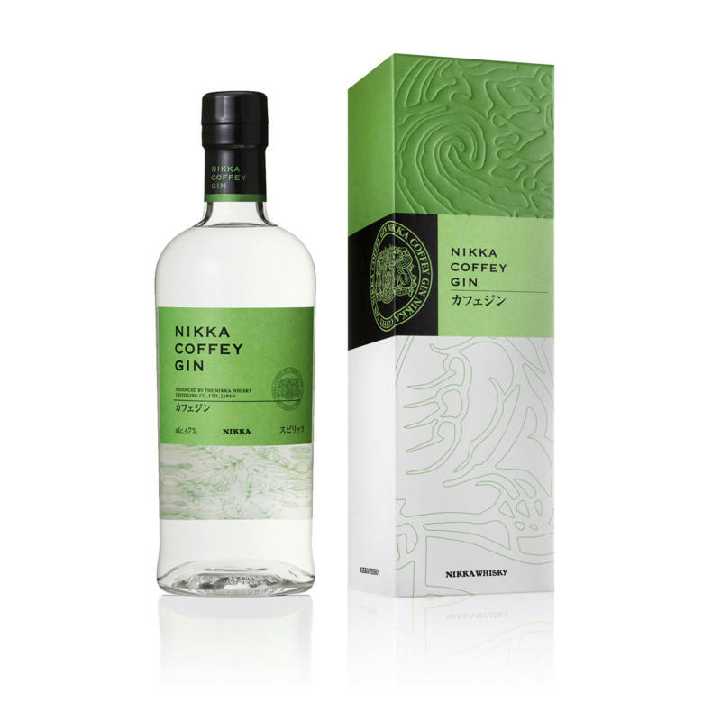 Nikka Coffey gin 47% 0.7l