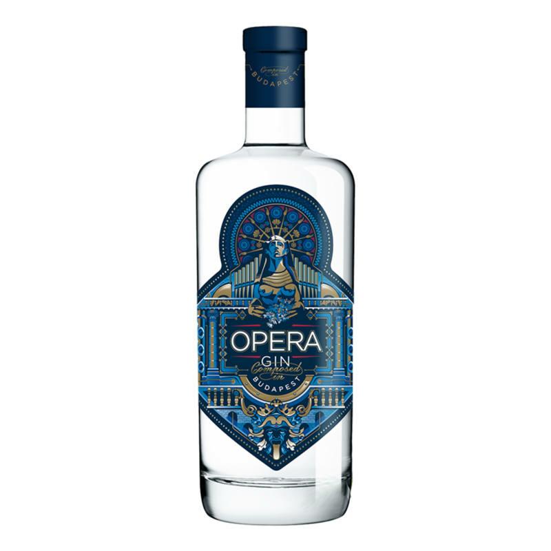 Opera gin 44% 0.7l
