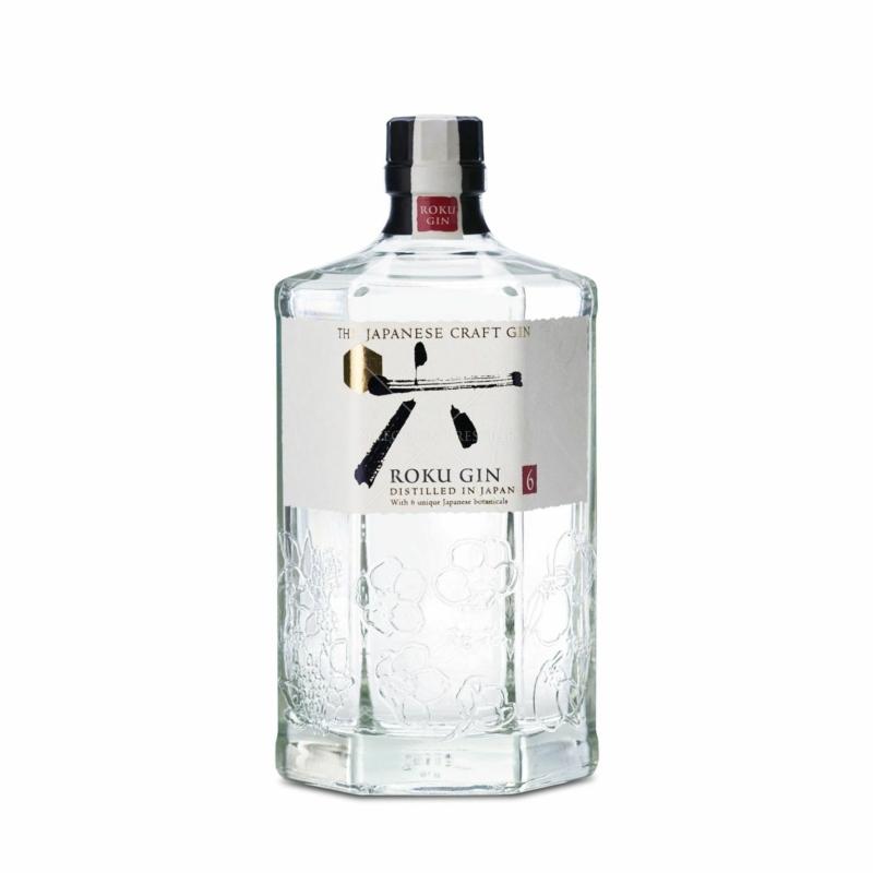 Roku gin 43% 0.7l
