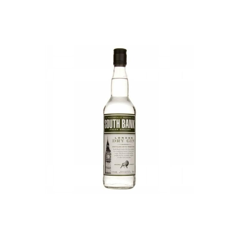 South Bank gin 37.5% 0.7l