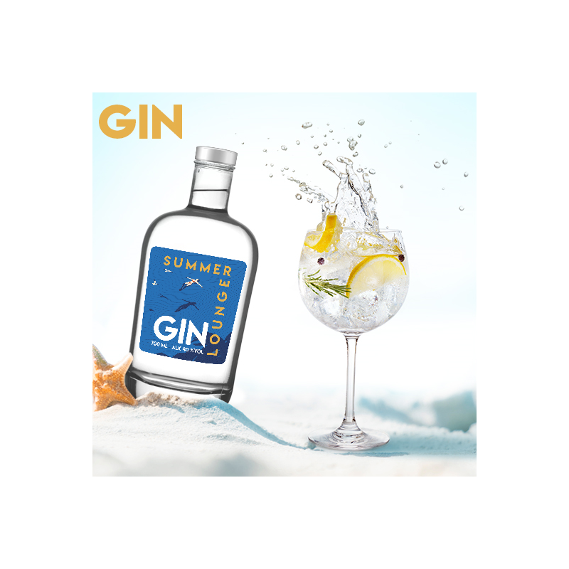 Summer Lounge Gin