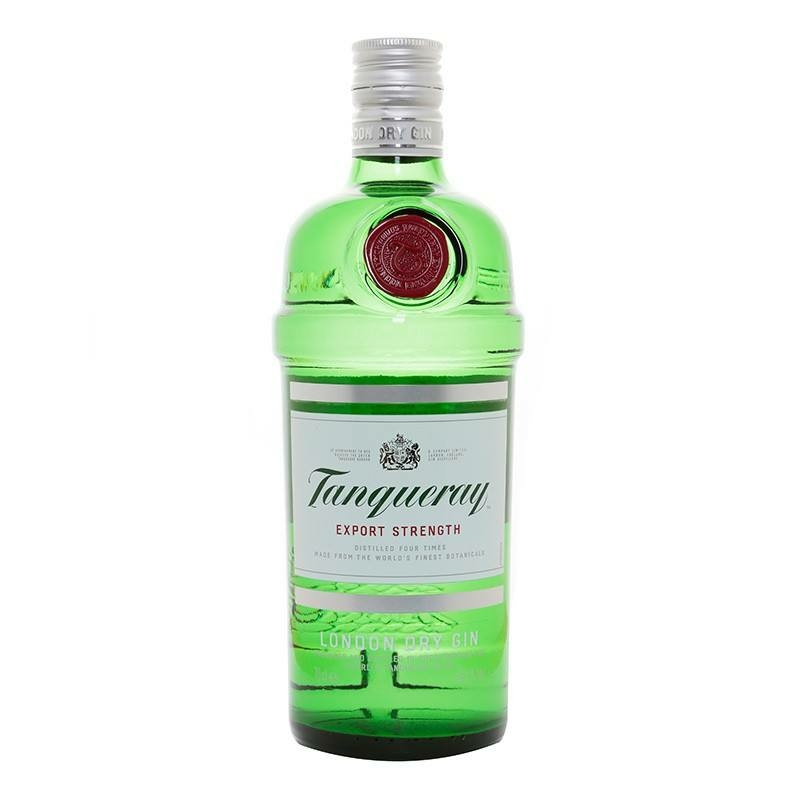 Tanqueray London Dry gin 43.1% 0.7l