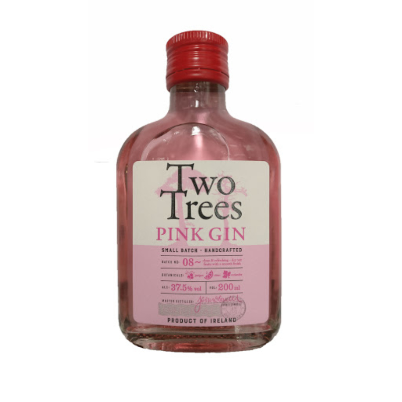 Two Trees Pink gin 37.5% 0.7l