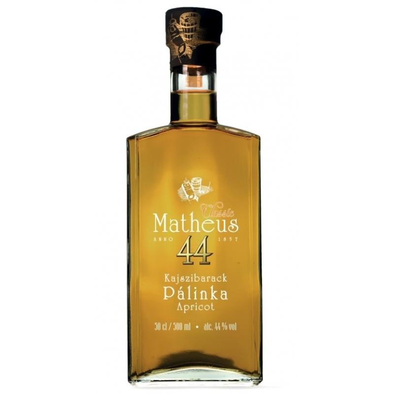 Matheus Classic Kajszibarack 44% 0.5l