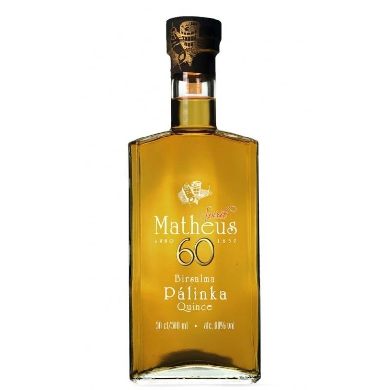 Matheus Spirit Birs 60% 0.5l