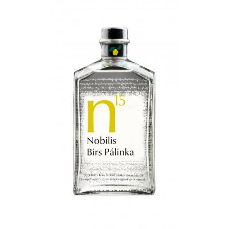 Nobilis Birs 40% 0.5l