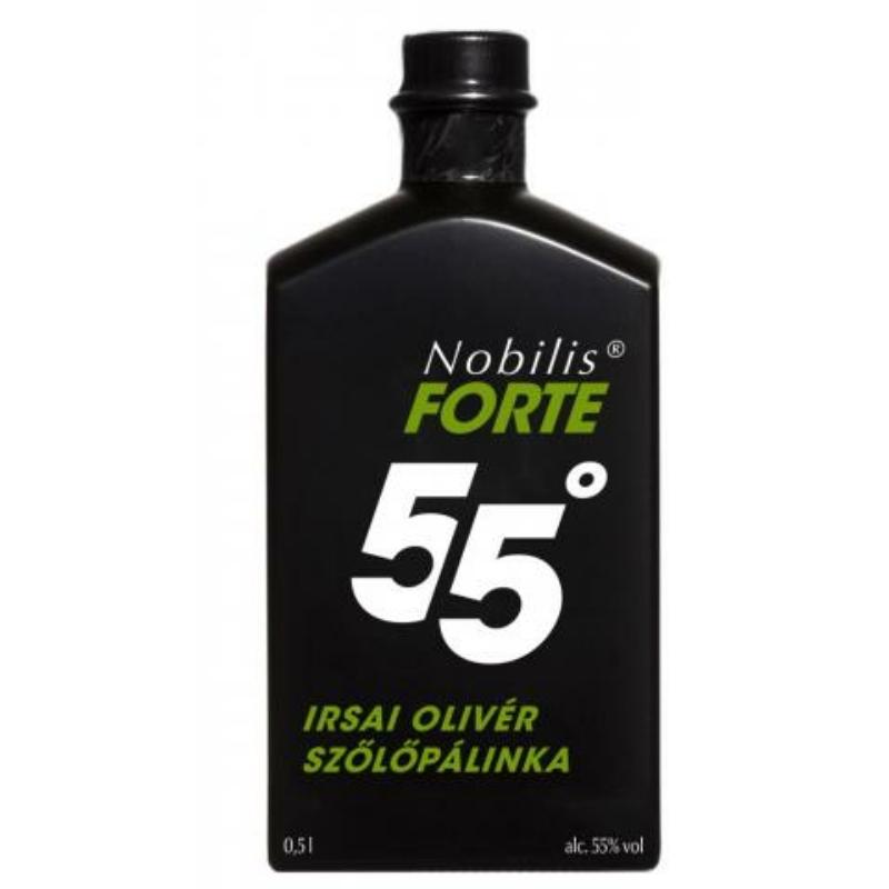 Nobilis Forte Irsai Olivér szőlő 55% 0.5l