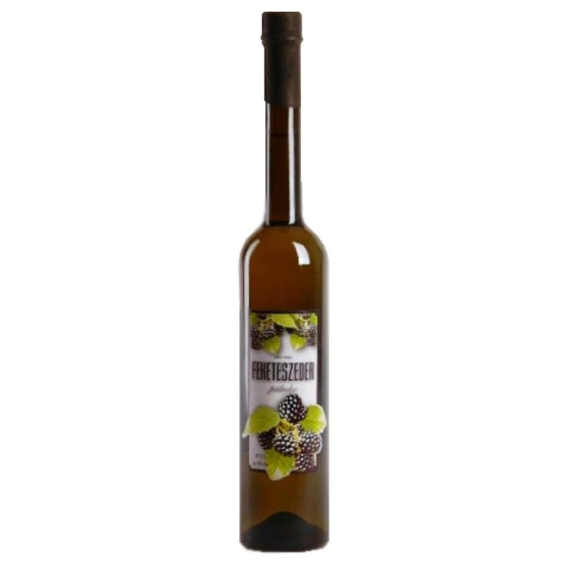 Szicsek Feketeszeder pálinka 44% 0.5l