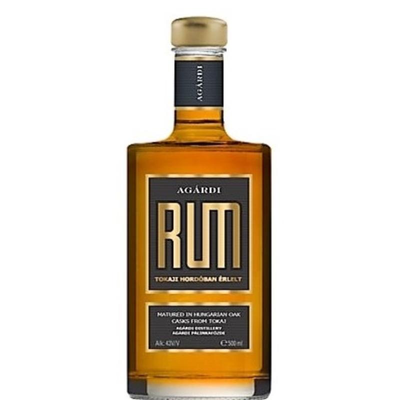 Agárdi Rum 0.5l 43%