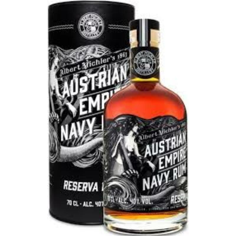 Austrian Empire Reserva 1863 Navy 40% 0.7l