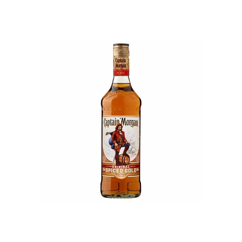 Captain Morgan Spiced Gold 35% 0.7l