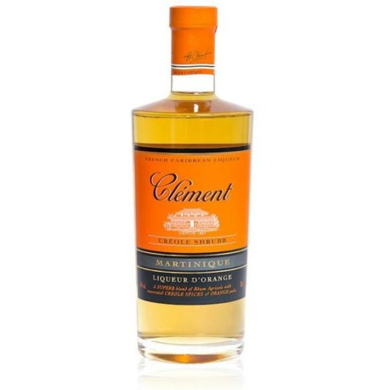 Clement Shrubb Creole - rumlikőr 40% 0.7l