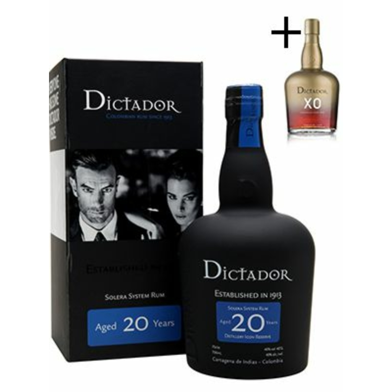 Dictador 20 years 40% 0.7l