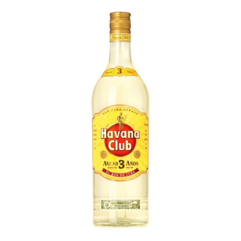 Havana Club Anejo 3 years 40% 0.7l